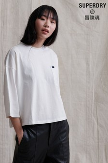 Superdry Coded Pocket Top