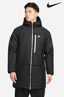 Nike Black Repel Parka