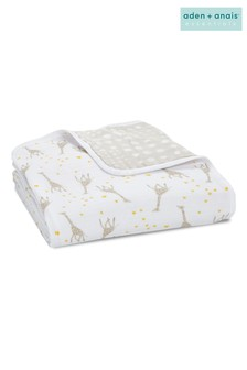 aden + anais Starry Star Essentials Muslin Dream Decken, Viererpack