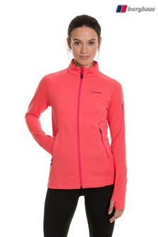 Berghaus Red Pravitale Mountain Light Fleece Jacket