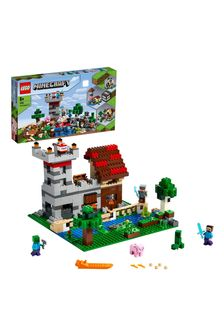 LEGO 21161 Minecraft The Crafting Box 3.0 Fortress Farm Set