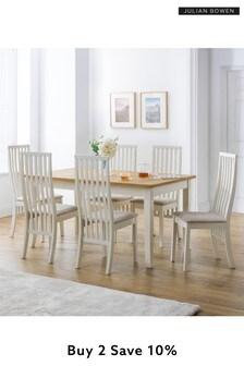 Davenport Extending Dining Table Set by Julian Bowen