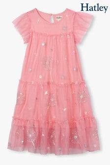 Hatley Pink Dreams Flutter Tulle Dress