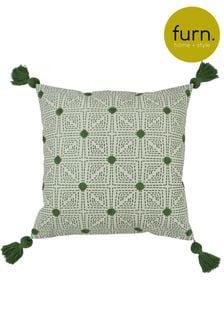 Furn Green Chia Cushion