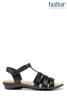 Hotter Sol Touch Fastening Sandals