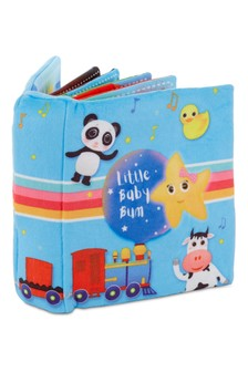 Little Tikes Little Baby Bum Singing Plush Storybook