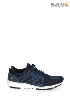 Regatta Black Marine Sport II Trainers