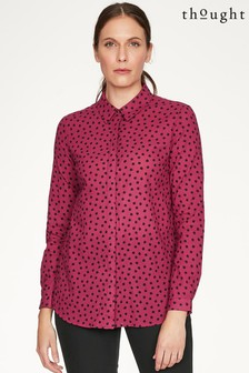 Thought Pink Dalloway Blouse