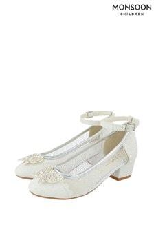 Monsoon Amelia Butterfly Princess Shoes