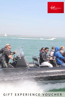 Extreme Solent 90 Minute RIB Adventure For Two Gift Experience by Virgin Experience Days