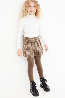 Shorts With Tights (3-16yrs)