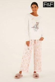 F&F Bambi Jersey Fleece Pack