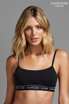Calvin Klein Black Bralette