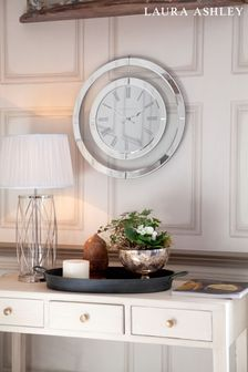 Laura Ashley Lexham Mirror Wall Clock