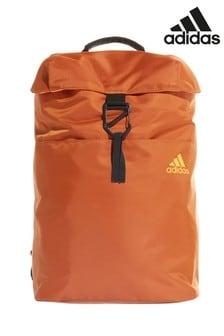 Терракотовый рюкзак adidas ID
