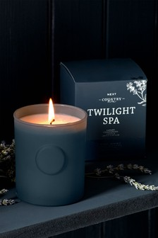 Twilight Spa Country Luxe Candle
