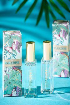 Set of 2 Paradise 10ml Eau De Parfum
