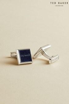 Ted Baker Blue Palla Semi-Precious Stone Cufflinks