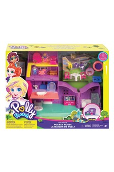 Polly Pocket Pollyville Pocket House Playset