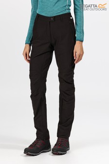 Regatta Black Women's Highton Trousers