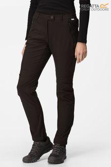 Regatta Black Women's Highton Trousers