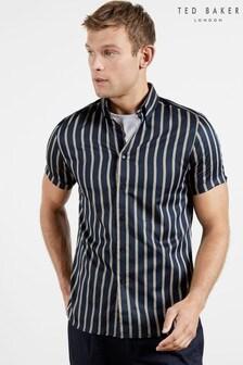 Ted Baker Freud Bold Striped Shirt