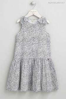 Angel & Rocket Black Mini Spot Dress