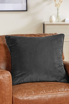 Soft Velvet Large Square Cushion