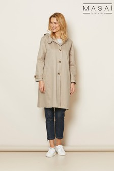 Masai Brown Tatia Coat