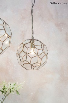 Athena Pendant Light by Gallery Direct