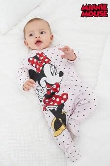 Minnie Mouse Sleepsuit (0-18mths)