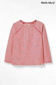 White Stuff Seth Stripe Jersey T-Shirt