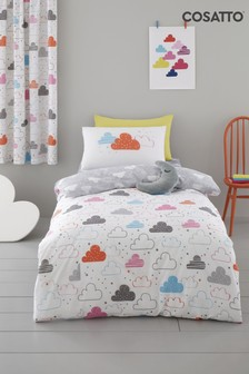 Cosatto Fairy Clouds Duvet Cover and Pillowcase Set