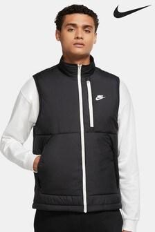 Nike Mens Black Repel Gilet