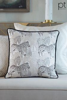 Prestigious Textiles Damara Dusk Feather Cushion