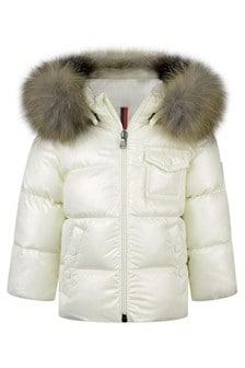 Baby Ivory Down Padded K2 Jacket