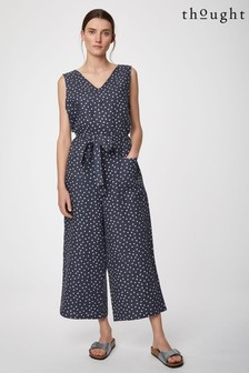 Thought White Miriam Jumpsuit