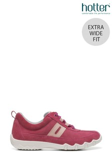 Hotter Leanne II Extra Wide Fit Lace Up Active Shoes