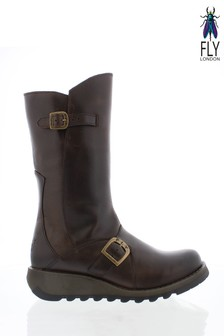 Fly London Mid Calf Boots