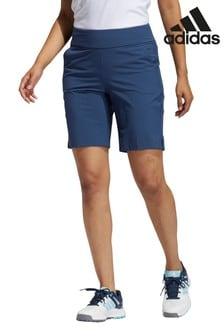 "adidas Navy Golf 7"" Shorts"