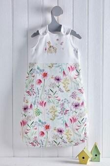 Floral Bunny 2.5 Tog Sleep Bag
