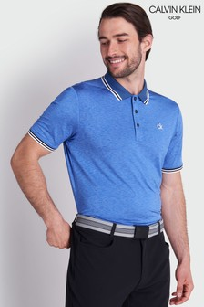 Calvin Klein Golf Blue Casper Polo