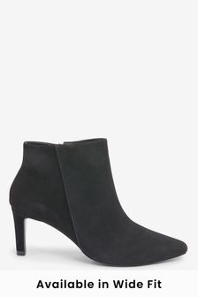 Forever Comfort® Chisel Toe Ankle Boots