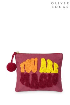 Oliver Bonas You Are Magic Pouch