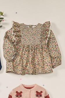 Frill Blouse (3mths-7yrs)