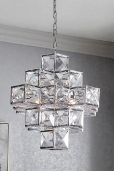 Ice 7 Light Pendant