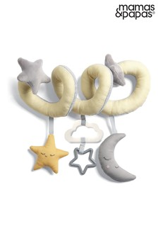 Dream Upon A Cloud Travel Toy Spiral By Mamas & Papas