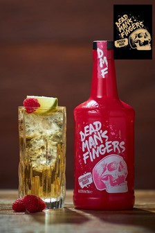70cl Raspberry Rum by Dead Mans Fingers