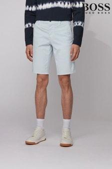 BOSS Blue Schino-Slim Shorts