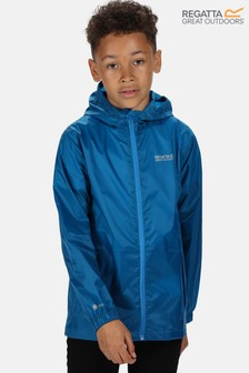Regatta Kids Pack It II Waterproof Jacket